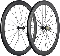 Superteam 38/50/60/88mm Carbon Wheelset 700c Clincher 23mm Wheel UD Matte Finish