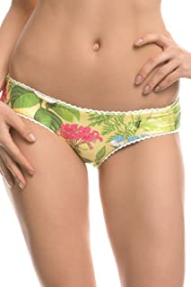 ISABELLA ROSE Women's Sweet Surrender Reversible Hipster Bikini Bottom Multi S