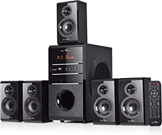 Jack Martin 3000 Bluetooth/SD Card/Pendrive 5.1 Multimedia Home Theatre Speaker System with Built in FM Radio