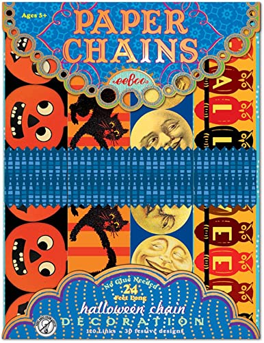 entrega gratis EeBoo Halloween Paper Chain Chain Chain by eeBoo  grandes ahorros
