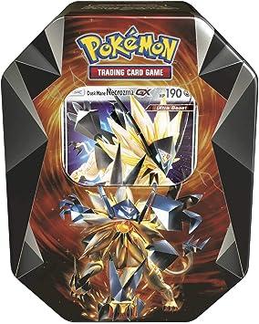1 Pokemon 2017 Necrozma GX Tin 2020 REPRINT Promo 4 Booster Packs NM Ultra Prism