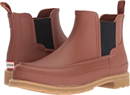 Lightweight Mock-Toe Chelsea Boots