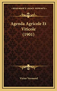 Agenda Agricole Et Viticole (1901)
