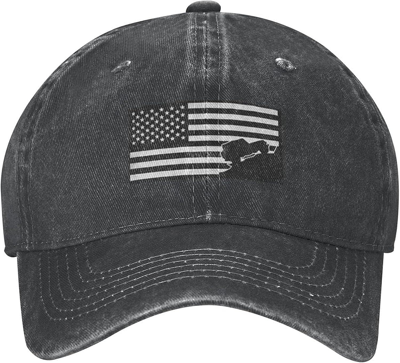 Girl Hat Baseball Denim Cap Adjustable Washable Sports Unisex Hat for Man Woman