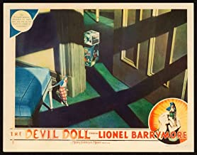 Posterazzi The Devil Doll Jean Alden 1936 Movie Masterprint Poster Print (28 x 22)