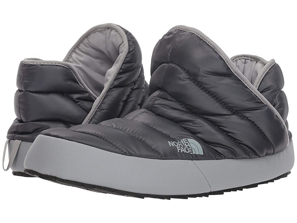 The North Face ThermoBalltm Traction Bootie (Shiny Blackened Pearl/Griffin Grey) Men