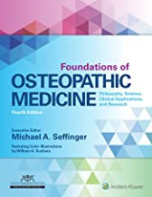 Best foundations of osteopathic medicine ebook Reviews