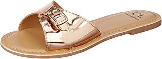 Carlton London Women's Cll-5993 Flat Sandal