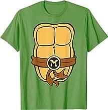 Teenage Mutant Ninja Turtles Michaelangelo Costume T-Shirt