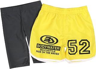 サーフパンツ インナーパンツ 2点セット 水着 子供 キッズ 男の子 海水パンツ 835410