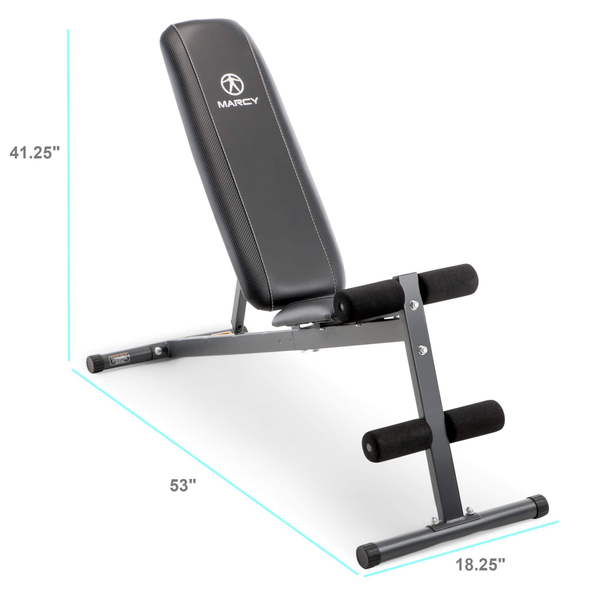 Marcy Exercise Utility Upright SB 261W