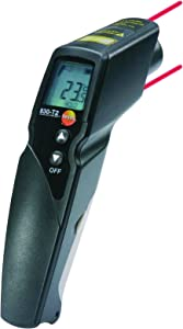 testo 830-T2 Infrared Thermometer Set
