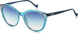 LIU JO Women's Sunglasses, Cateye, Colors - Blue