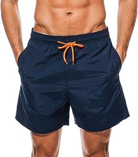 (ヒラロキ) Hilarocky 水着 メンズ サーフパンツ 海水パンツ ボードショーツ スイムウェア 水陸両用 速乾 ビーチパンツ