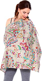 High-grade combed cotton nursing cover breastfeeding aprons clothes maternity wear