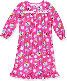 Girls Flannel Granny Gown Nightgown (Toddler/Little Kid/Big Kid)