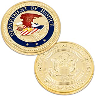 Best department of justice coin Reviews