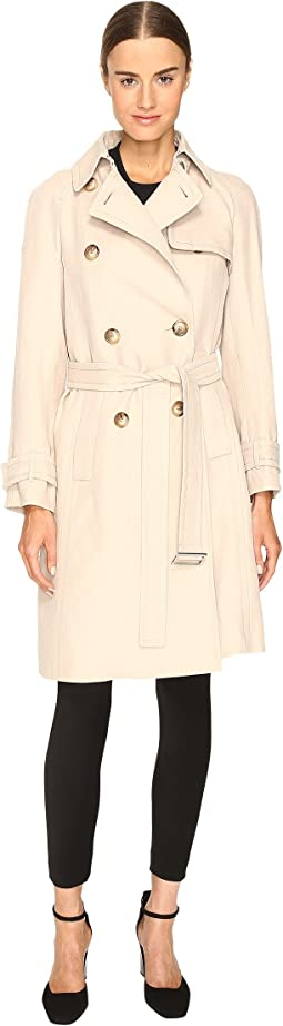 Veber Long Peacoat