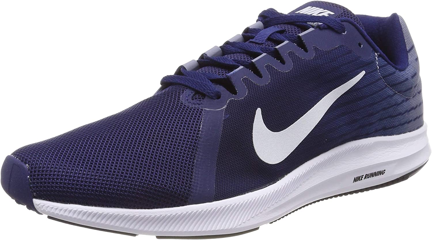 Nike Men's Downshifter 8, bluee Void Pure Platinum