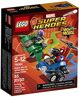 LEGO Super Heroes Mighty Micros: Spider-Man vs. Green
