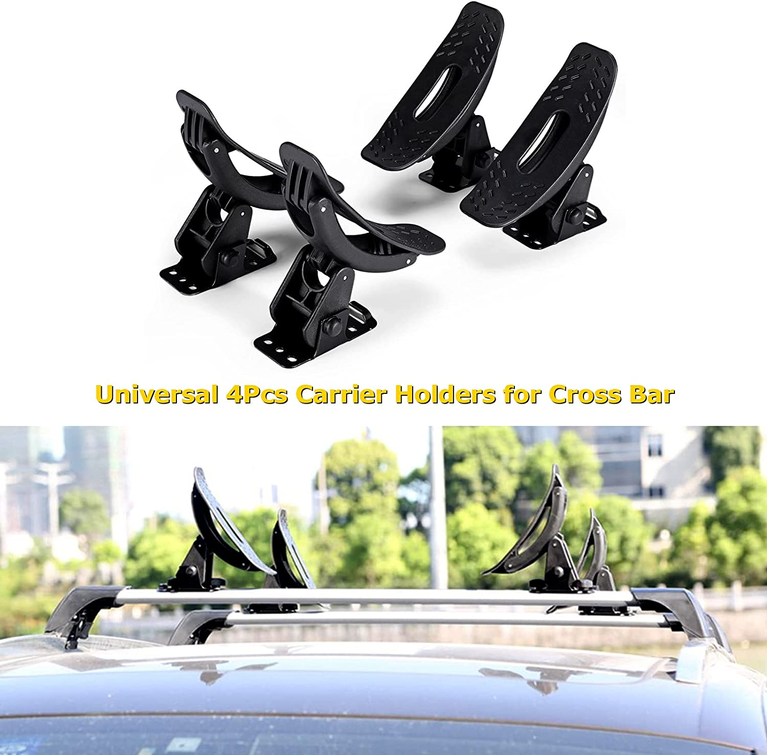 AUXMART Kayak Free shipping All items in the store Roof Racks Universal Mount Saddles Carrier R