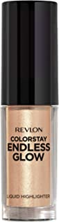 Revlon Colorstay Endless Glow Liquid Highlighter, Citrine, 0.3 Ounce