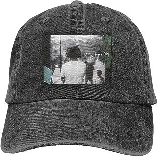 Jason A Ramirez J. Cole 4 Your Eyez Only Unisex Breathable Sun Hat,Fashion Baseball Cap,dad Hat,Adjustable