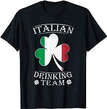 Best italian drinking team t shirts Reviews