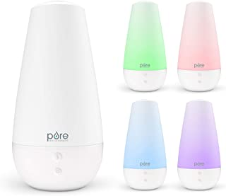 Pure Enrichment PureSpa XL - Extra-Large Premium Aroma Diffuser with 2,000ml Tank - 3-in-1 Unit Also Functions as a Single-Room Humidifier and Intelligent Mood Light