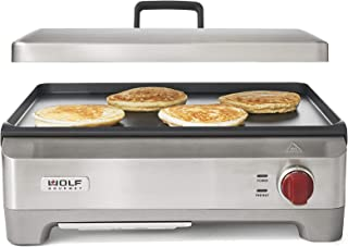 Best academy flat top griddle Reviews