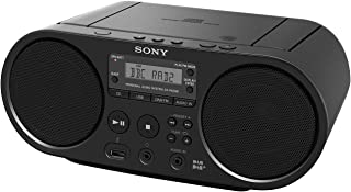 Sony ZS-PS55B CD Boombox with DAB and FM Radio - Black