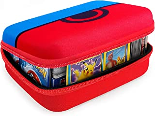 Cards Holder Compatible with PM TCG Cards, C.A.H, Phase 10 Card Game, Card Game Case..