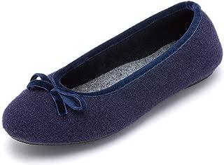Le Clare Women's Cinderella Wool Felt Ballet Flat