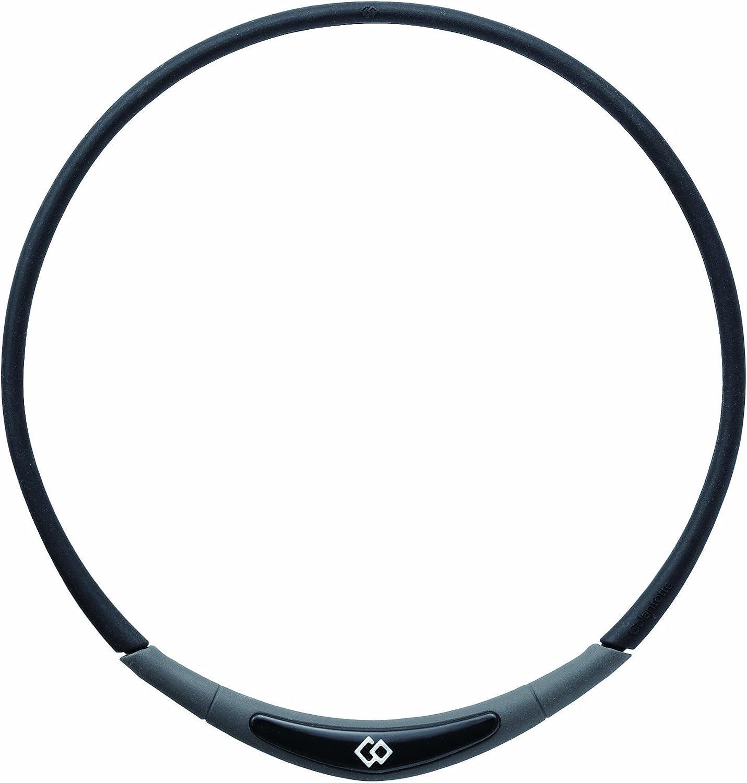 Trion:Z Colantotte Flex Neck Ranking TOP9 Magnetic Smal Black Necklace Gray Popularity