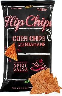 Hip Chips Spicy Salsa Net Wt. 5.5 oz (12/case)