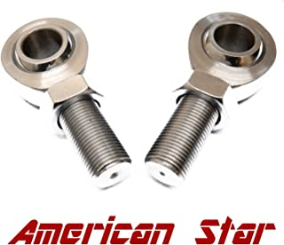 American Star 4130 Chromoly 5/8 Inch XML10 Rod Ends/Heim Joints LH (Set Of 2)