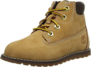 Timberland Pokey Pine 6 Boot with Side-Zip Closure