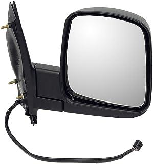 Dorman 955-1346 Passenger Side Power Door Mirror - Heated/Folding for Select Chevrolet/GMC Models, Black