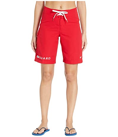 Speedo Guard 21 Boardshort (Red) Women