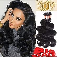 Yixiang 10A Brazilian Virgin Hair Body Wave 3 Bundles (16