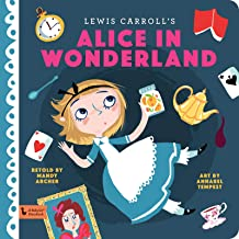 Alice in Wonderland: A BabyLit Storybook (BabyLit Books)