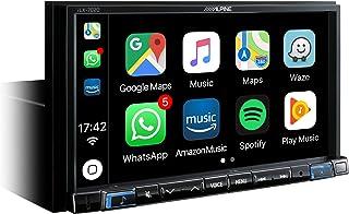 Alpine Electronics iLX 702D Digital Media Receiver 2DIN mit DAB, Schwarz