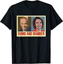 Funny Nancy Pelosi and Chuck Schumer funny parody T-Shirt