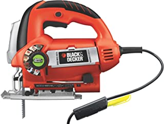 BLACK+DECKER Jig Saw, 6.0-Amp (JS670V)