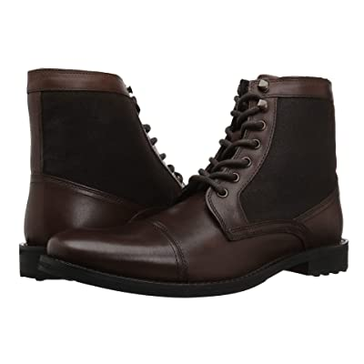 Kenneth Cole Reaction Masyn Boot (Brown) Men