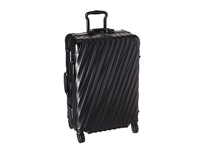 Tumi 19 Degree Aluminum Short Trip Packing Case (Matte Black) Luggage
