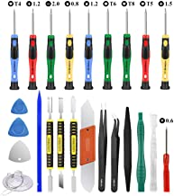 Repair Tools Kit Precision Screwdriver Magnetic Set for Phones/iphone Computers/PCTablets/Pads/iPad ProWatchand More Small...