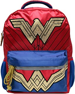 Wonder Woman Gold Glitter 16