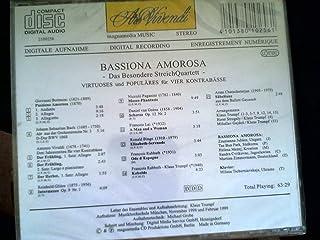 BASSIONA AMOROSA - Das Besondere Streich
