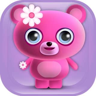 Cute Pink Go Launcher Theme